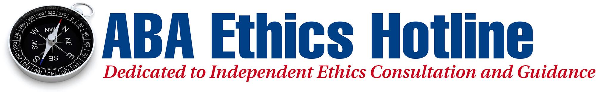 ABA Ethics Hotline